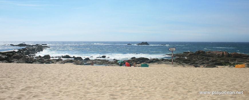 Mar na Praia do Senhor dos Navegantes