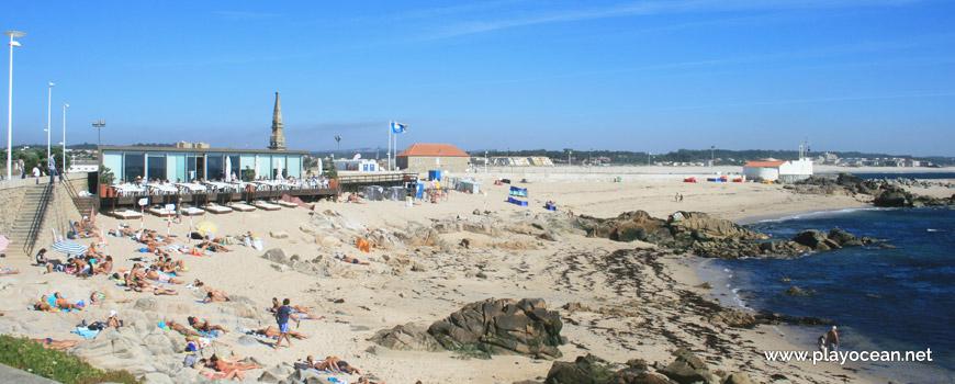 Sul na Praia da Senhora da Guia