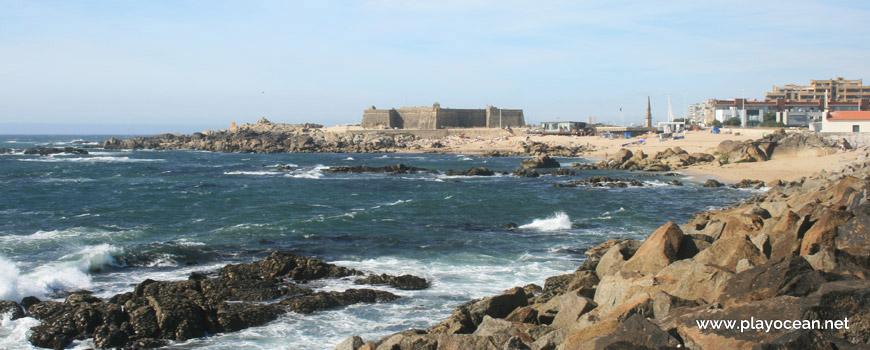 Norte da Praia da Senhora da Guia