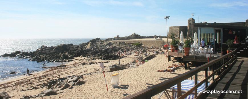Zona Norte, Praia da Senhora da Guia