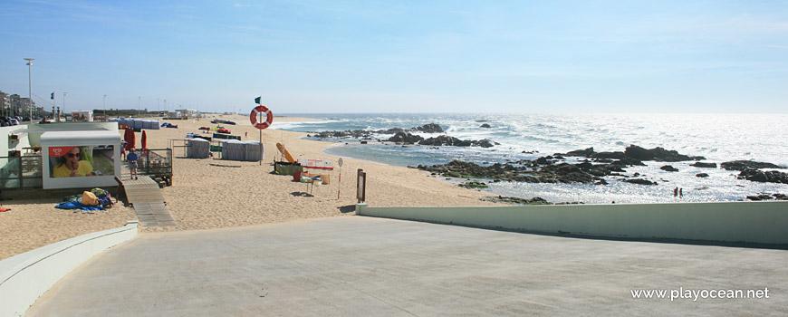Acesso à Praia do Turismo