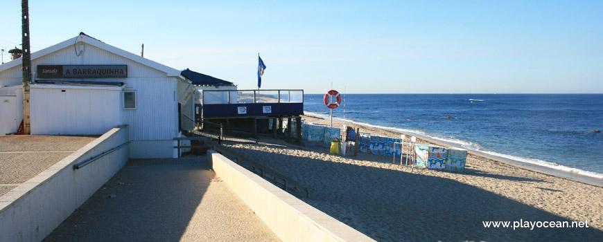 Acesso à Praia de Vila Chã