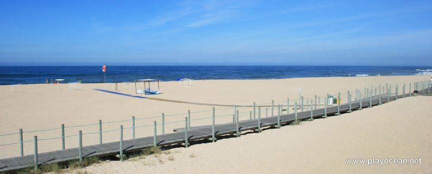 Praia da Aguda Beach