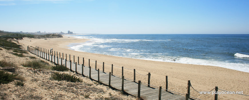 South of Praia de Bocamar Beach