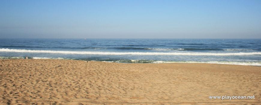Mar na Praia de Canide (Norte)