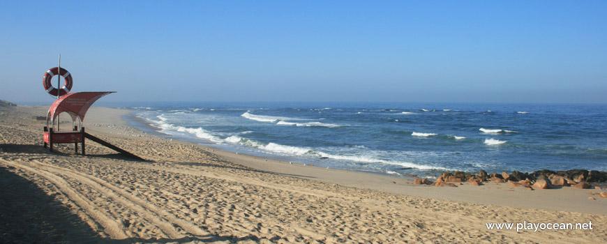 Posto do nadador-salvador, Praia de Canide (Sul)