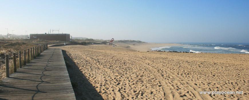 South of Praia de Canide (South) Beach