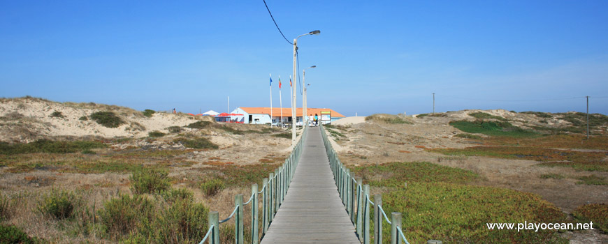 Access to Praia de Francemar Beach