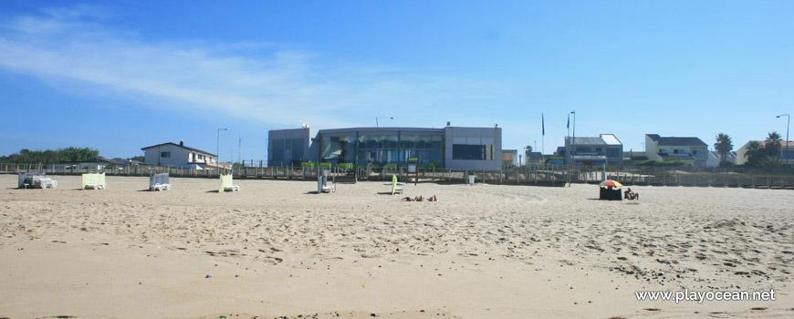 Bar at Praia de Mar e Sol Beach