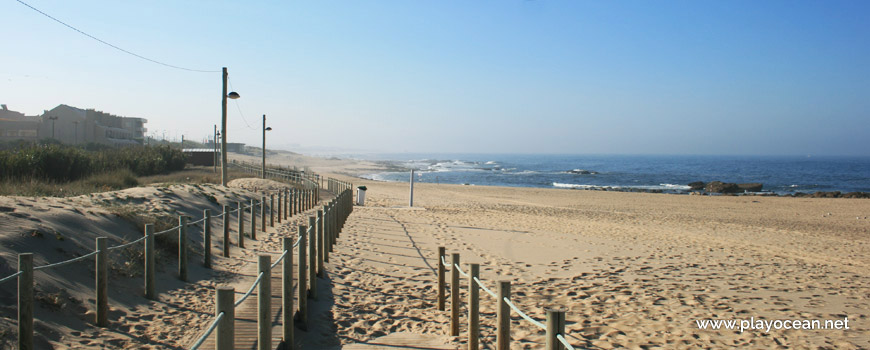 South of Praia de Marbelo Beach