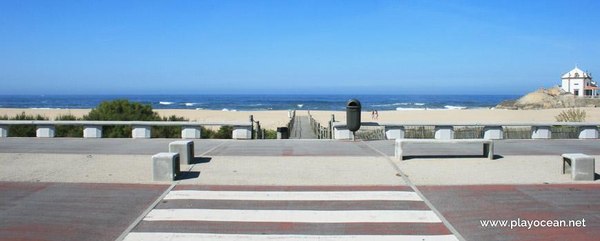 Entrada da Praia de Miramar (Norte)