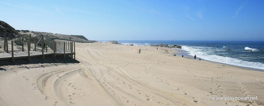 South of Praia de Miramar (South) Beach