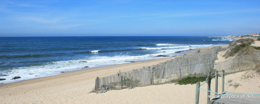 Fences at Praia do Hotel Solverde Beach
