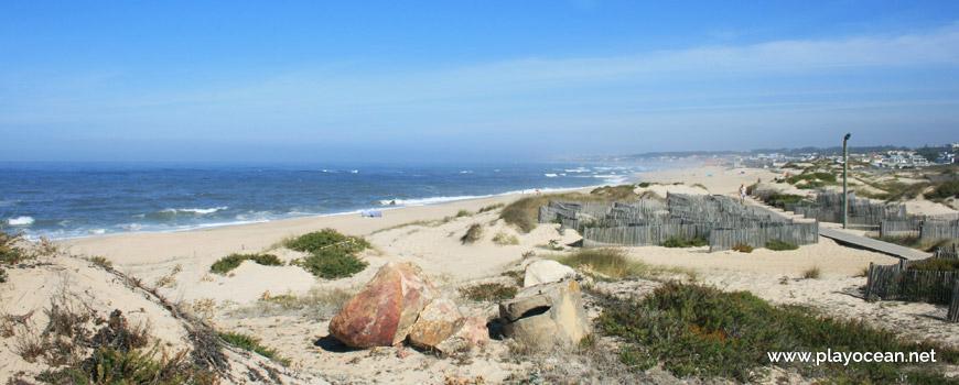 Norte na Praia da Sãozinha