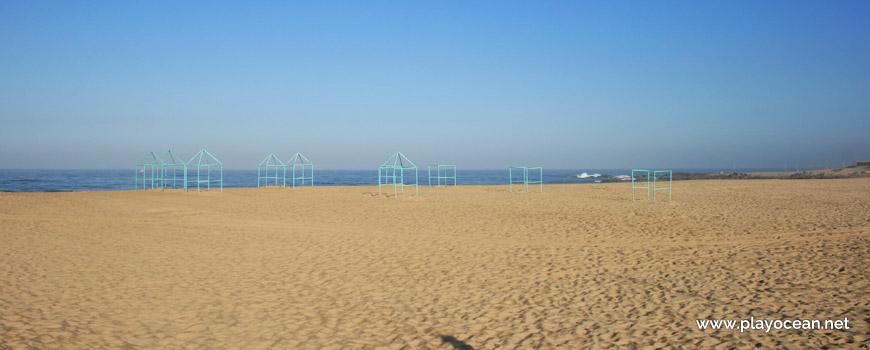 Praia da Sereia da Costa Verde Beach