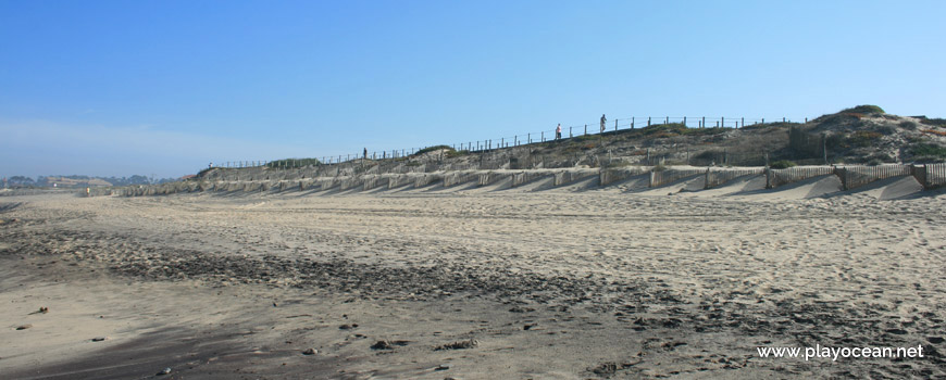 Dunes at Praia de Valadares (South) Beach