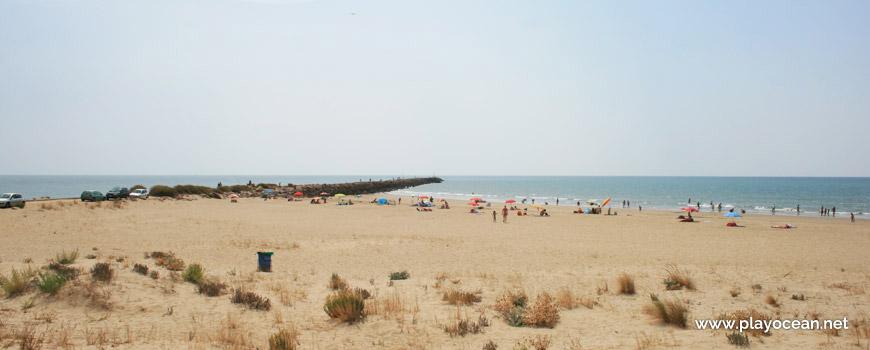 Zona Este, Praia da Ponta da Areia