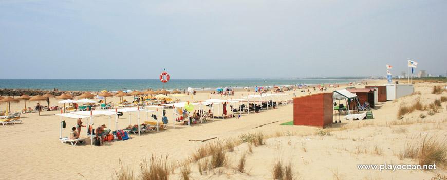 Praia de Santo António Beach