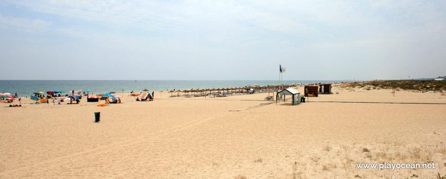 Oeste na Praia da Lota