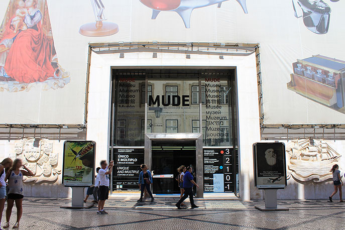 Mude Museum Of Design And Fashion Collection Francisco Capelo In Lisbon Portugal
